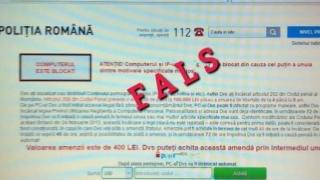 Poliția Română NU cere efectuarea de transferuri online pentru recuperarea datelor