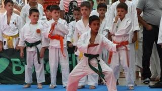 A patra ediţie a concursului Dobrogea Karate Cup