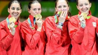 A patra medalie de aur pentru scrima românească la Jocurile Olimpice