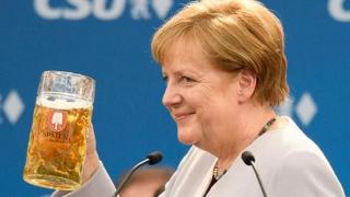 Angela Merkel, pentru a patra oară aleasă cancelar al Germaniei