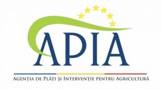 APIA - Final de campanie a plăților în avans pentru anul de cerere 2019