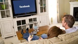 Facebook dezvoltă o aplicație care permite urmărirea sa pe TV