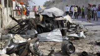 Cel puțin 60 de morți în urma unui atac terorist în Somalia