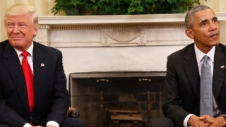 Orientul Mijlociu și Coreea de Nord , printre subiectele discutate de Trump și Obama
