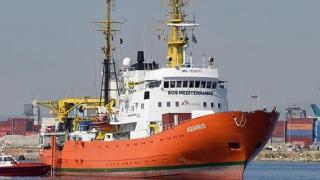 Aquarius 2, nava umanitară ce salvează migranţi, a rămas fără pavilion