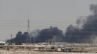 Prețul petrolului a crescut după atacul cu drone din Arabia Saudită