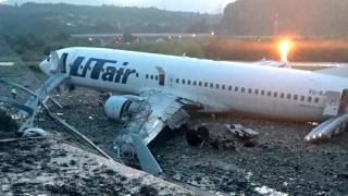 Cutremurător! Un avion cu 172 de persoane la bord a ratat aterizarea şi a luat foc