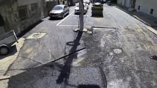 Acces pietonal și rutier îmbunătățit și noi locuri de parcare în zona Casa de Cultură din Constanța