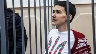 ȘOC: Deputata ucraineană Nadia Savcenko, ARESTATĂ! Pregătea un ATENTAT