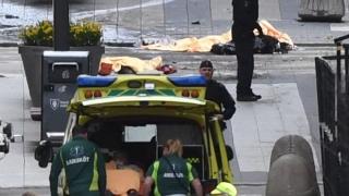 Bărbatul arestat acum 24 de ore în legătură cu atacul din Stockholm ar fi fost șoferul camionului