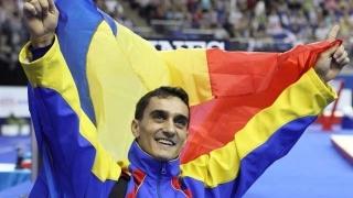 Marian Drăgulescu, medaliat cu argint la sărituri la Campionatele Europene de la Cluj