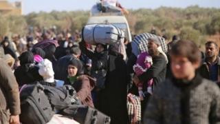 Operațiunea de evacuare în Alep a fost suspendată