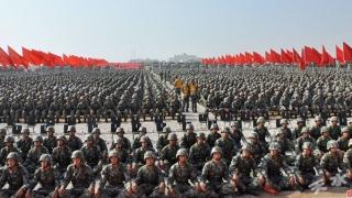 Cea mai mare armată din lume se pregăteşte de război?!