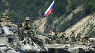 Armata rusă, în continuare la granița Georgiei