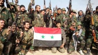 Armata siriană a preluat controlul orașului Alep
