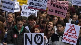 ETA i-a transmis poliției franceze o listă cu 12 ascunzători de arme