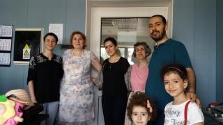 """Armine Khachatryan din Armenia cântă """"Osana Celui dintru Înălţime"""" – album cu muzică liturgică"""