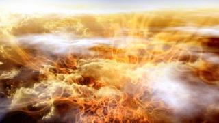 Artă spectaculoasă made by nature - atmosfera lui Jupiter