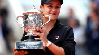 Ashleigh Barty, învingătoare la Roland Garros