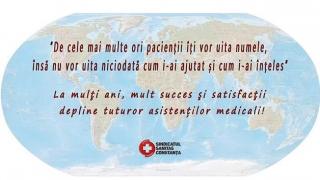 12 mai -  Ziua internațională a asistenților medicali
