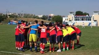 AS Kinder Constanţa s-a calificat la etapa finală rezervată juniorilor U17
