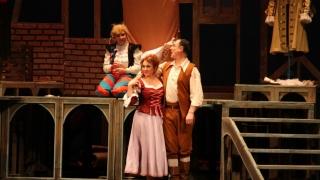 """Astă-seară, """"Nunta lui Figaro"""" la Teatrul """"Oleg Danovski"""""""