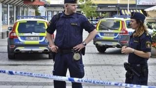 Atac armat în Stockholm: o persoană grav rănită