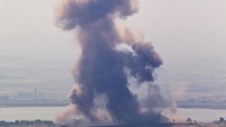 Baze militare din Hama şi Alep, lovite de rachete