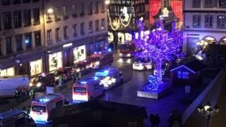 Atacatorul din Strasbourg a fost identificat. Nu sunt români printre victime