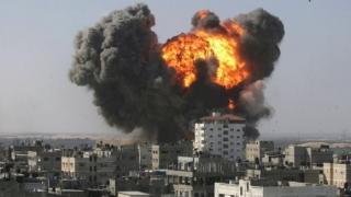 Statele Unite au atacat cu rachete Siria, vizând o bază a armatei siriene