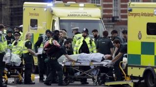 21 de persoane, în stare critică în urma ultimului atentat de la Londra