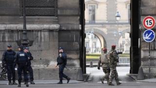 Atacatorul de la Luvru, plasat în custodia Poliţiei