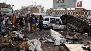 Cel puţin 59 de morţi şi 100 de răniţi, în urma unui atac la o academie de poliţie din Pakistan