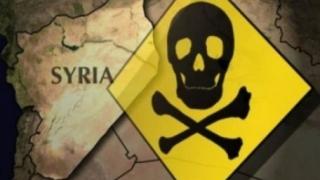 Un presupus atac cu gaz a provocat moartea a 58 de persoane în Siria
