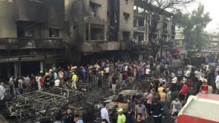 Atac în ziua alegerilor parlamentare, revendicat de organizaţia Stat Islamic