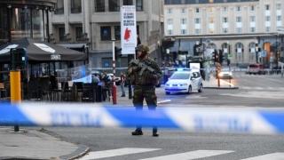 Patru persoane reținute, în cazul atacului terorist din Bruxelles