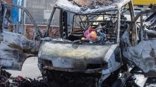 Incident fără precedent! Românce ucise într-un atac cu sticle incendiare, la Roma