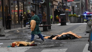 Presupusul autor al atacului cu camionul de la Stockholm era simpatizant al Stat Islamic