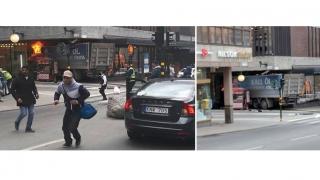 """Suspectul în atacul de la Stockholm """"nu era un fanatic religios"""""""