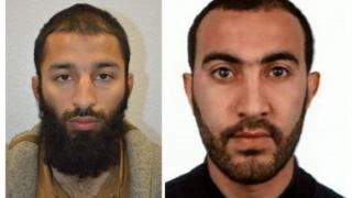 Autorităţile britanice i-au identificat pe doi dintre teroriștii de la Londra