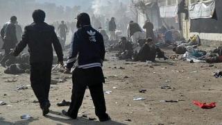 Atac terorist! Zeci de morţi şi de răniţi