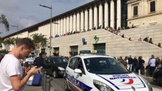 Atac terorist: Gara Marsilia evacuata!