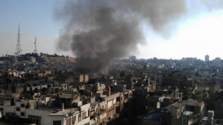 Stat Islamic revendică atacurile din două oraşe, în vestul Siriei