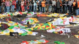 Cinci suspecți inculpați și plasați în arest pentru atentatul de la Ankara