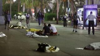 Două persoane, reținute în legătură cu atentatul de la Nisa