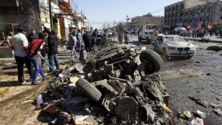 Atentat sinucigaș la Bagdad. 17 persoane au decedat