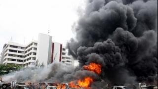 Atac terorist cu bombe și arme de foc în capitala Indoneziei