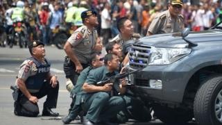 Statul Islamic a revendicat atacurile comise în capitala Indoneziei