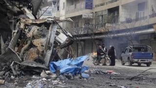 Cel puțin șase militari, uciși într-un atac cu vehicul-capcană, în Iordania