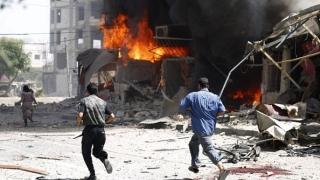 Atentat sângeros comis de Statul Islamic! Zeci de morți